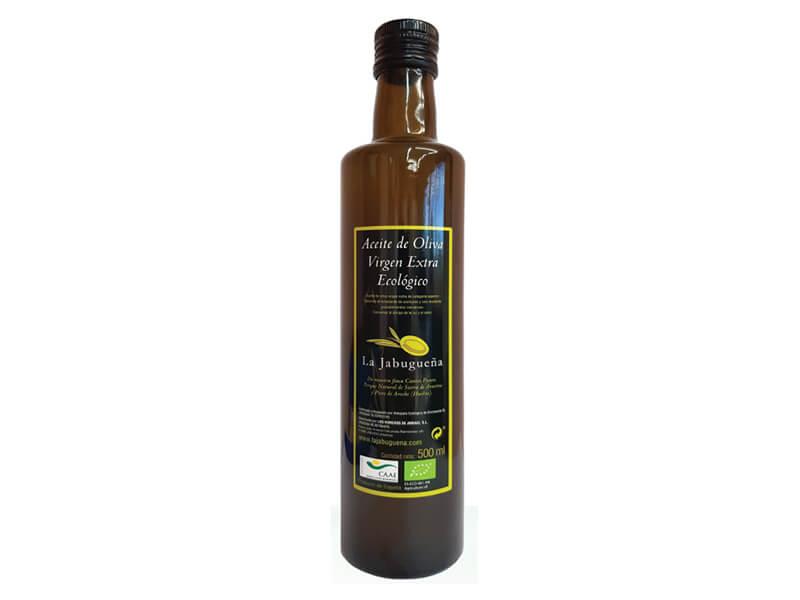 Aceite de Oliva Virgen Extra Ecológico 500ml