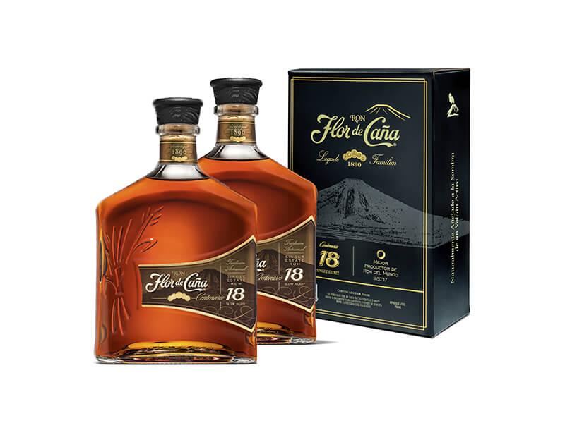 Pack de 2 botellas 18 años
